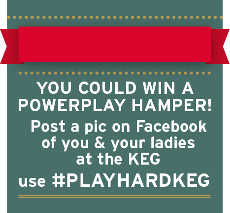 Win a Power Play Hamper
